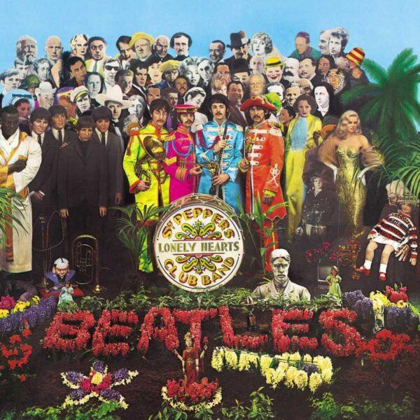 Виниловый диск LP Sgt. Pepper's Lonely Hearts Club Band Edition
