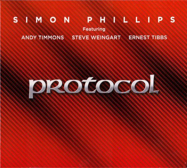 Виниловый диск Simon Phillips – Protocol III