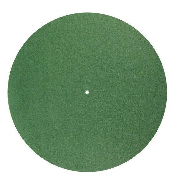 Слипмат Pro-Ject Felt-Mat 280mm Neon-Green Debut III