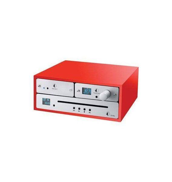 Стойка Pro-Ject BOX-DESIGNS-DISPLAY-004-RED