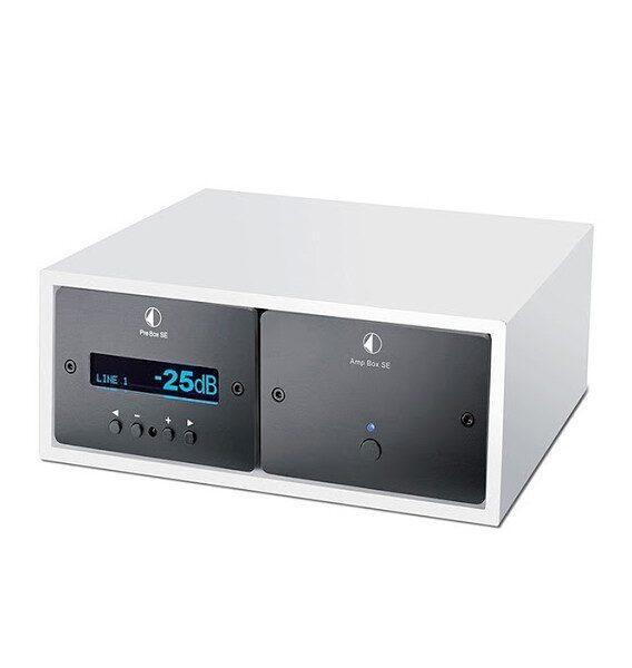 Стойка Pro-Ject BOX-DESIGNS-DISPLAY-004-WHITE