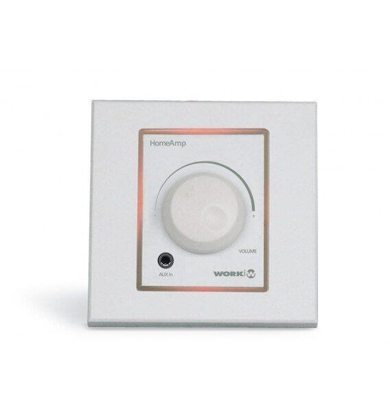 Усилитель мощности Work HOME AMP Audio controller