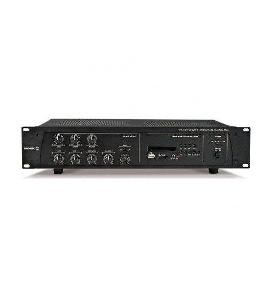 Усилитель Work PA 120 USB/R