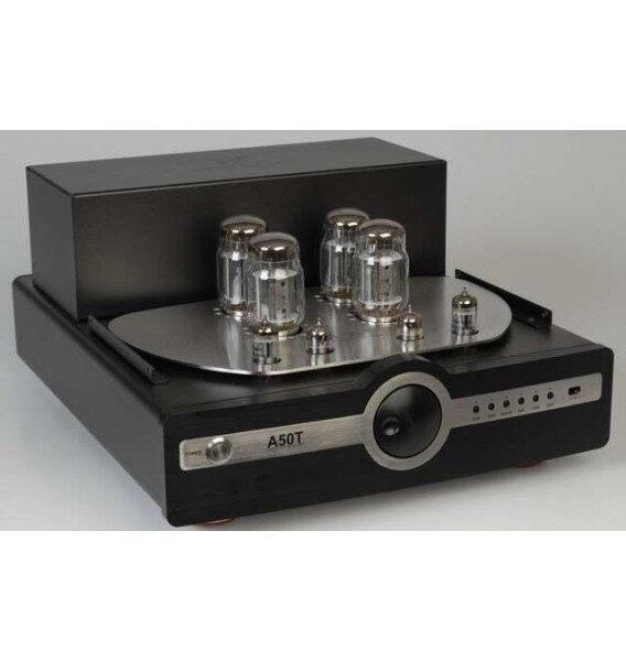 Усилитель звука Synthesis A50T lntegrated stereo power tube amplifier Black