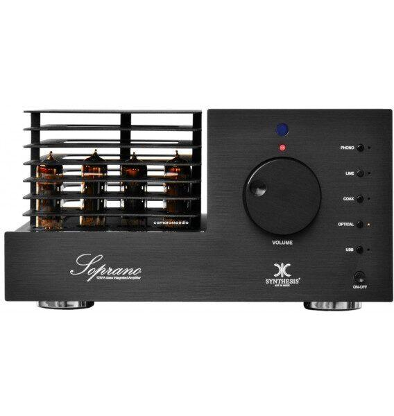 Усилитель звука Synthesis SOPRANO LE lntegrated stereo tube amplifier