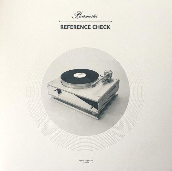 Виниловый диск LP Various – Burmester Reference Check Тестовый диск (45 RPM)