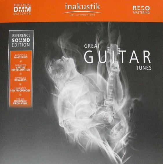 Виниловый диск Various – Great Guitar Tunes 2LP