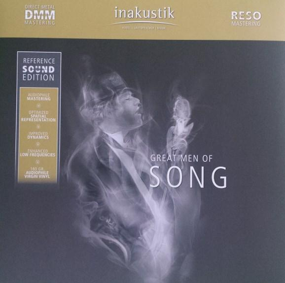 Виниловый диск 2LP Various – Great Men Of Song