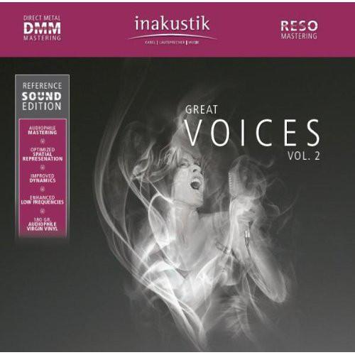 Виниловый диск 2LP Various – Great Voices Vol. 2