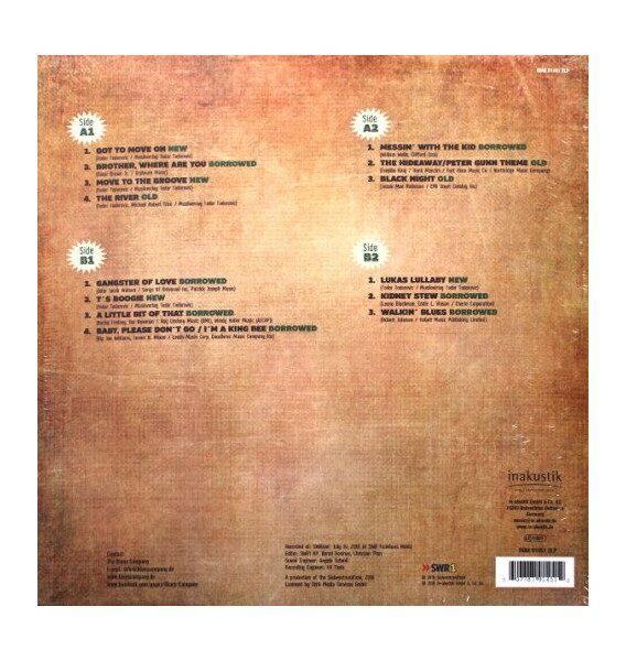Виниловый диск Blues Company – Old, New, Borrowed But Blues