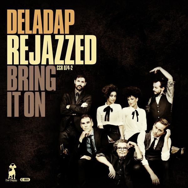 Виниловый диск LP Dela Dap : Re-Jazzed (Limited Deluxe Edition)