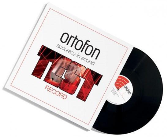 Виниловый диск LP Ortofon Test Record
