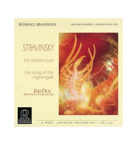 Виниловый диск LP Stravinsky, Eiji Oue, Minnesota Orchestra – Stravinsky / The Firebird Suite / The Song Of The Nightingale