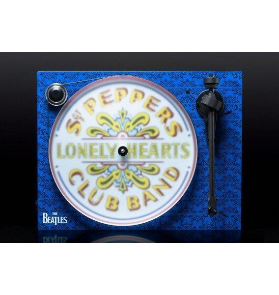 Виниловый проигрыватель Pro-Ject Art Essential III Sgt. Pepper OM10