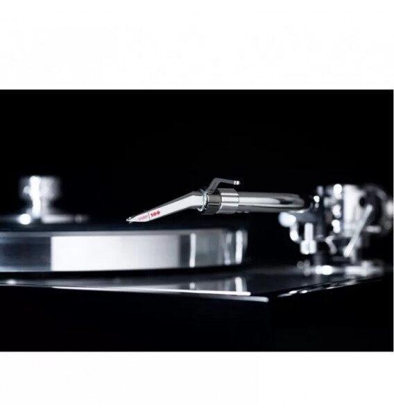 Виниловый проигрыватель Pro-Ject Ortofon Century TT Concorde-Silver Piano