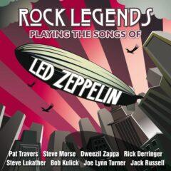 Various ‎– Rock Legends Playing The Songs Of Led Zeppelin