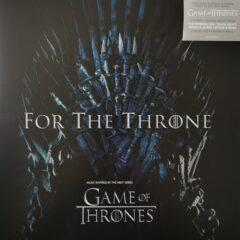 Various ‎– For The Throne (HBO Series Game Of Thrones)