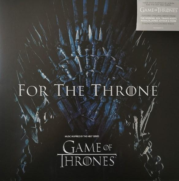 Various – For The Throne (HBO Series Game Of Thrones)