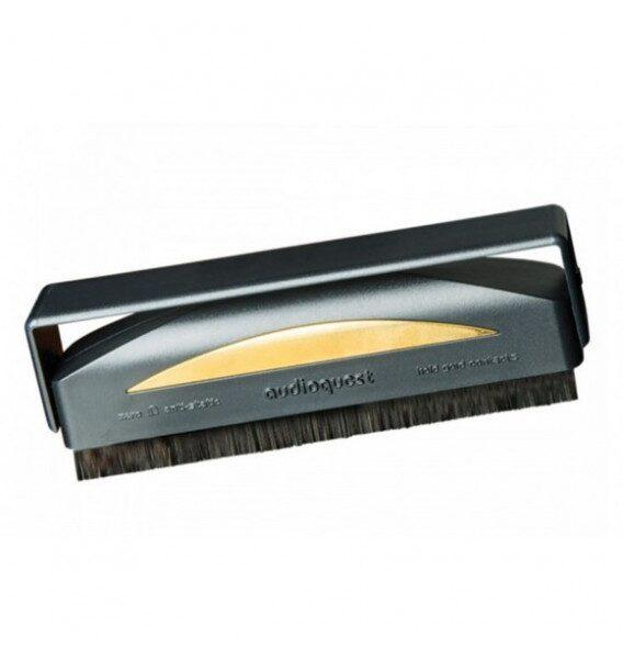 Антистатическая чистящая щетка AUDIOQUEST Super Conductive Anti-Static Record Brush