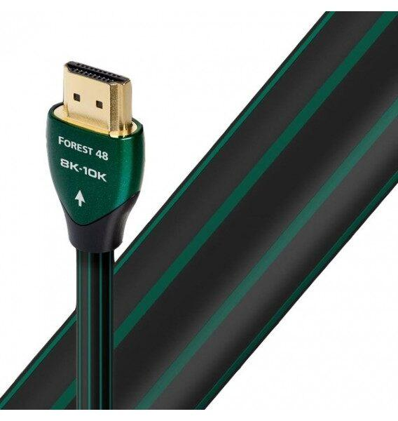HDMI кабель Audioquest Forest 48 HDMI 4K-8K 48Gbps 2 м