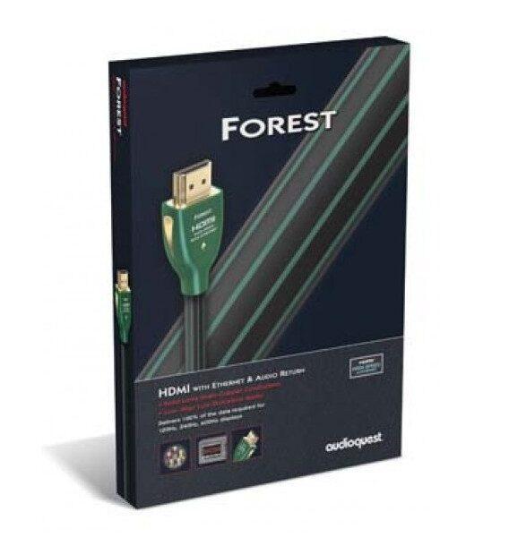 HDMI кабель AudioQuest Forest active 10 m