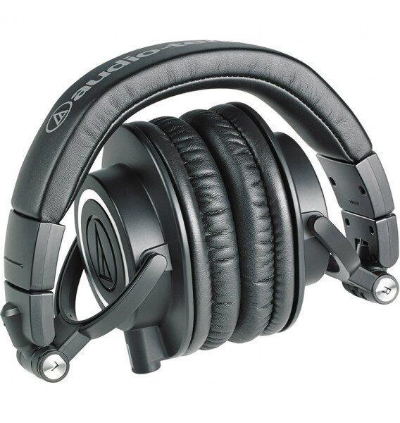 Накладные наушники Audio-Technica ATH-M50XBT