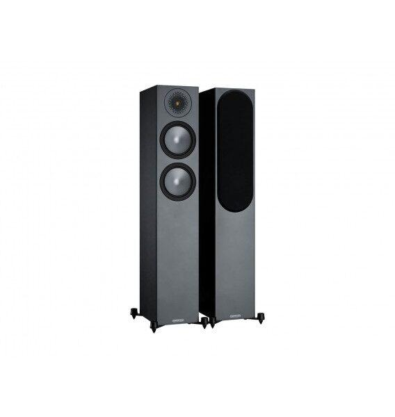 Напольная акустика Monitor Audio Bronze 200 Black (6G)