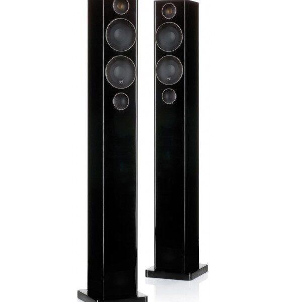 Напольная акустика Monitor Audio Radius Series 270 Black Gloss