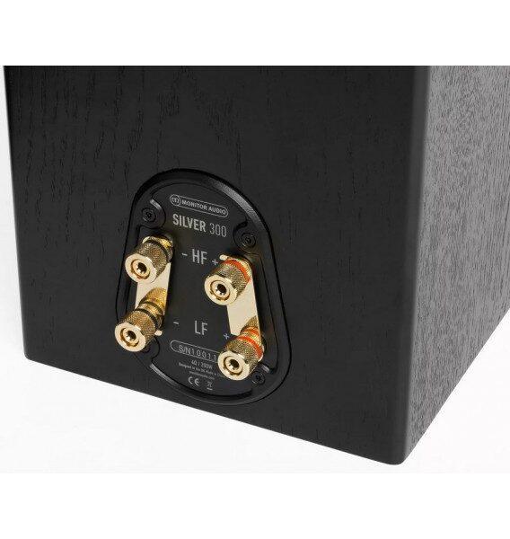 Напольная акустика Monitor Audio Silver Series 300 Black Oak