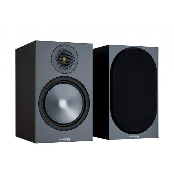 Полочная акустика Monitor Audio Bronze 100 Black (6G)