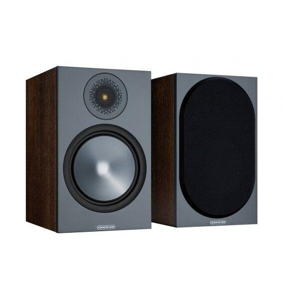 Полочная акустика Monitor Audio Bronze 100 Walnut (6G)