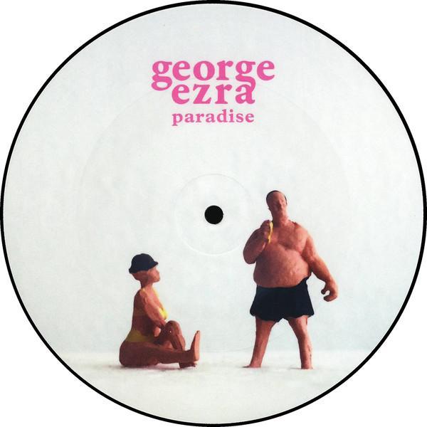 Виниловый диск LP George Ezra – Paradise