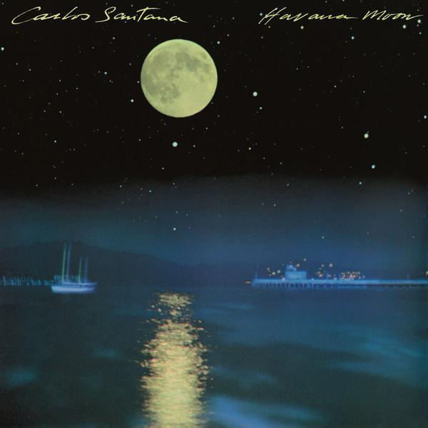 Виниловый диск LP Carlos Santana – Havana Moon