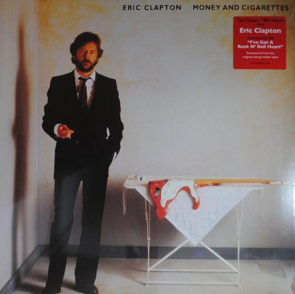 Виниловый диск LP Eric Clapton – Money And Cigarettes