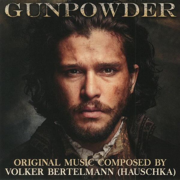Виниловый диск LP Volker Bertelmann – Gunpowder (Original Motion Picture Soundtrack)