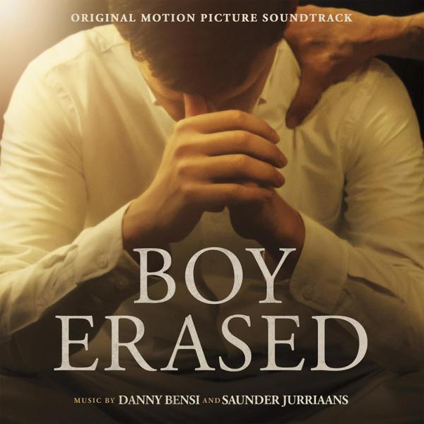Виниловый диск LP Danny Bensi – Boy Erased (Original Motion Picture Soundtrack)