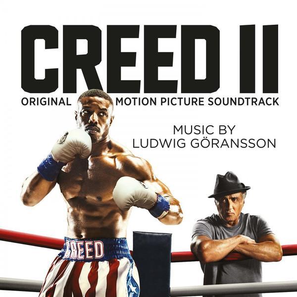 Виниловый диск LP Ludwig Göransson – Creed II (Original Motion Picture Soundtrack)