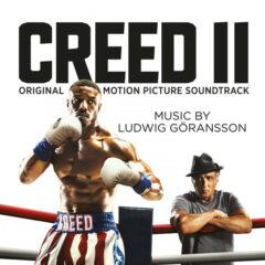 Виниловый диск LP Ludwig Göransson ‎– Creed II (Original Motion Picture Soundtrack)