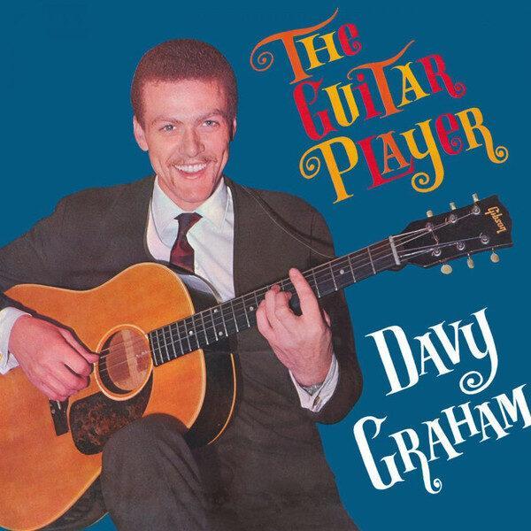 Виниловый диск LP Davy Graham – The Guitar Player