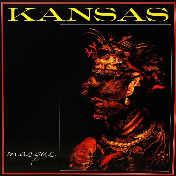 Виниловый диск LP Kansas – Masque