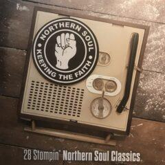 Виниловый диск 2LP Various ‎– Keeping The Faith (28 Stompin' Northern Soul Classics)
