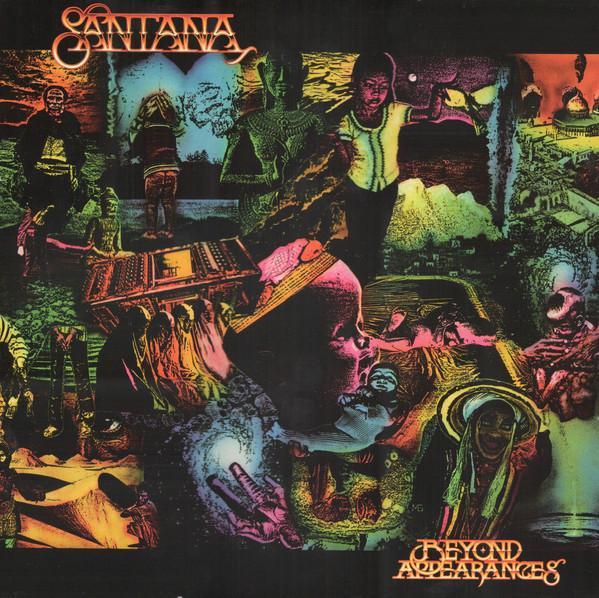 Виниловый диск LP Santana – Beyond Appearances