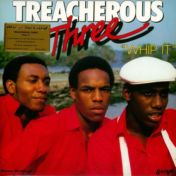 Виниловый диск LP Treacherous Three – Whip It
