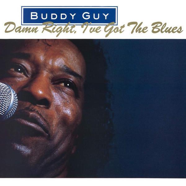Виниловый диск LP Buddy Guy – Damn Right, I've Got The Blues