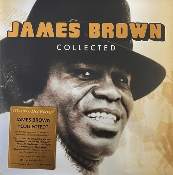 James Brown ‎– Collected
