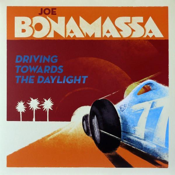Виниловый диск LP Joe Bonamassa – Driving Towards The Daylight