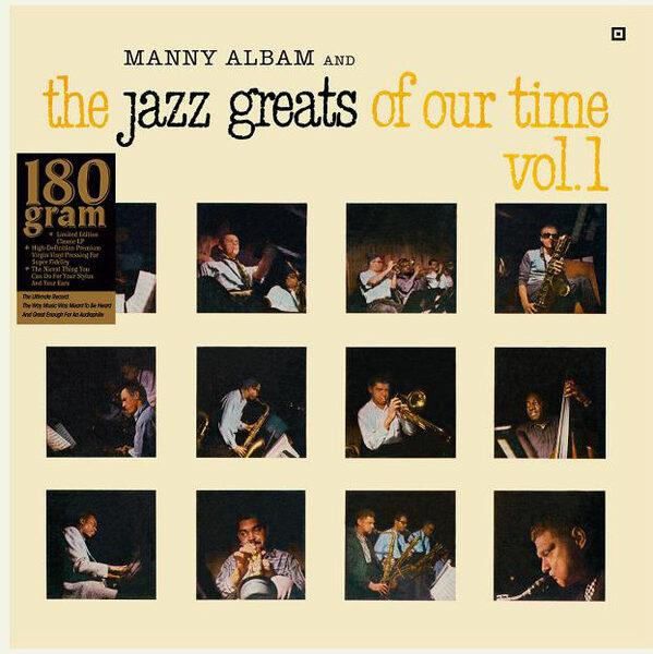Виниловый диск LP Manny Albam ‎– Manny Albam And The Jazz Greats Of Our Time Vol.1