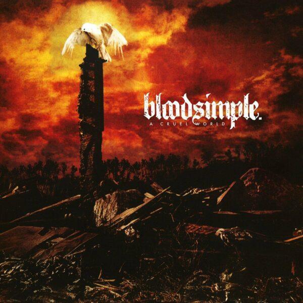Виниловый диск LP Bloodsimple – A Cruel World