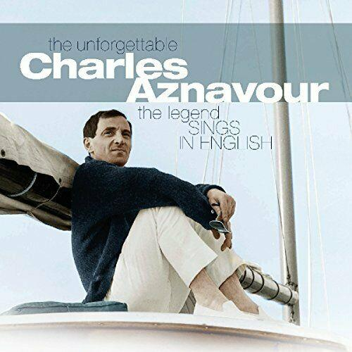 Виниловый диск LP Charles Aznavour ‎– Unforgettable