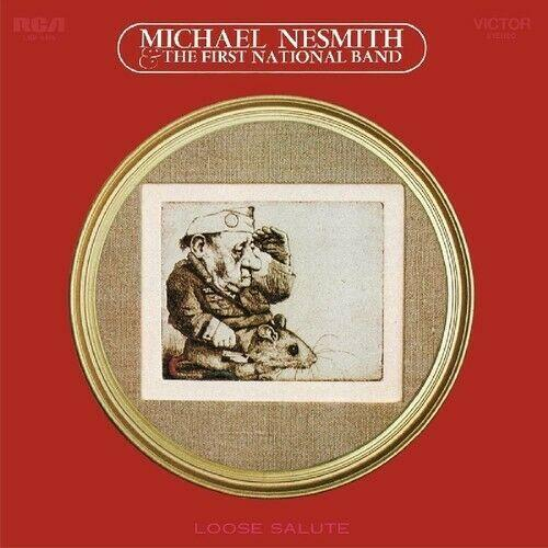 Виниловый диск LP Michael Nesmith & The First National Band ‎– Loose Salute